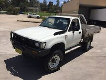1992 Toyota Hilux Blacktown Blacktown Area Preview