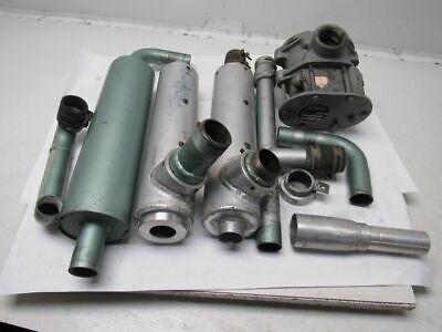 Whitlock 7538408 10569 Positive Displacement Vacuum Blower Wmufflers 1-12 Npt