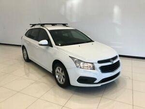 2016 Holden Cruze JH Series II MY16 CD Sportwagon White 6 Speed Sports Automatic Wagon Macksville Nambucca Area Preview