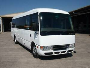 2018 Fuso Rosa Deluxe 25 Seater Auto Bus South Murwillumbah Tweed Heads Area Preview