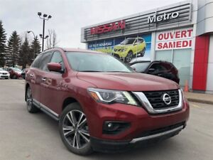 2017 Nissan Pathfinder SL Platinum AWD 4X4 WOW, DEMO, LOW MILEAG