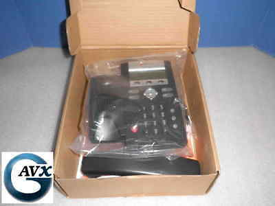 Polycom SoundPoint IP 321 +90d Wrnty, Handset, Stand, Cables: 2200-12360-025