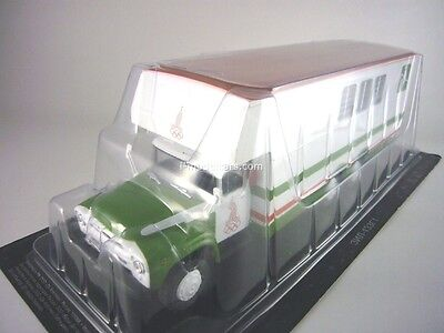 Service Vehicle  78 Zil 133G1 Carriage Horses Ussr 1 43 Deagostini I Modelcars