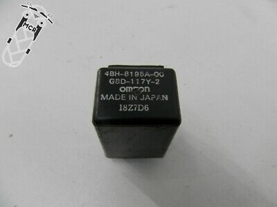 Yamaha XJR 1200 And XJR 1300 Cable Loom Relay Omron 4BH8195A-00 Orginal
