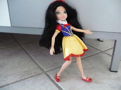 Moxie Girlz MODEPUPPE  MERIN + Kleid sehr gut SELTEN Schneewittchen (Moxie Girlz Puppen)
