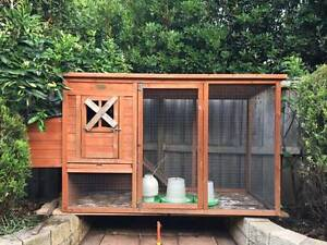 Chicken Coop - Wood Cage $80 Burwood NSW Burwood Burwood Area Preview