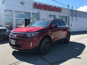 2013 Ford Edge SEL All Wheel Drive, Leather