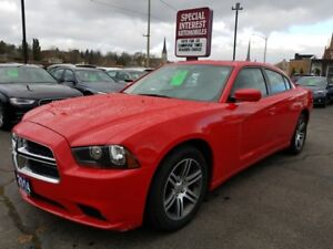 2014 Dodge Charger SXT LOCAL TRADE IN !!  SUNROOF !!