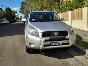 2007 Toyota RAV4 Wagon, full service history, no accident Burwood Burwood Area Preview