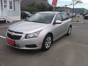 2014 Chevrolet Cruze 1LT...TURBO...AUTO...AIR..CRUISE..POWER GRO
