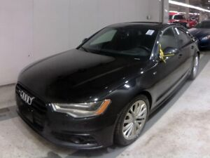 2015 Audi S6 4.0T - WE FINANCE-NO ACCIDENTS - CARPROOF VERIFIED