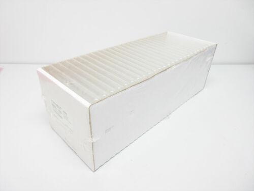 CASE VWR 60825-435 CULTURE TUBES, DISPOSABLE, FLINT GLASS 20 ML