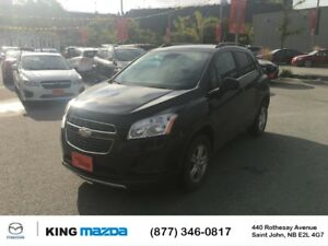 2013 Chevrolet Trax LT- $88 B/W ALL WHEEL DRIVE..REMOTE START..B