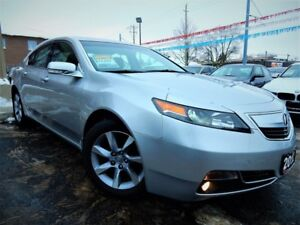2012 Acura TL PREMIUM | LEATHER.ROOF | ONE OWNER