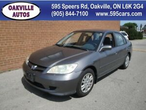 2004 Honda Civic LX/ONE OWNER