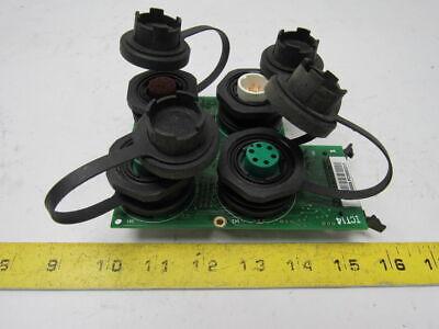 Domino 3-0130009 Industrial Inkjet Printer Standard Interface Board 4 Port