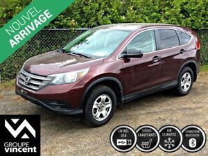 2012 Honda CR-V LX AWD **GARANTIE 10 ANS**