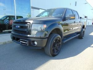 2013 Ford F-150 FX4 SUPERCREW ECOBOOST FX4 ECOBOOST LEATHER NAVI