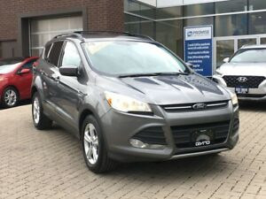 2014 Ford Escape SE NO ACCIDENTS! SE! 4WD!