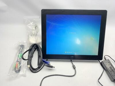 Elo Point Of Sale 15 Lcd Touchscreen Monitor Black Et1523l E401154