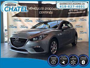 2015 Mazda Mazda3 Sport GX - AUTO - A/C - BLUETOOTH