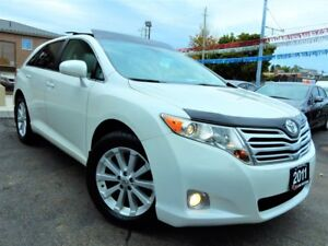 2011 Toyota Venza XLE AWD | LEATHER.PANORAMIC | BACK UP CAMERA
