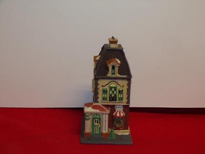 DEPARTMENT 56 CHRISTMAS IN THE CITY HABERDASHERY-MIB