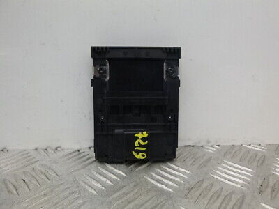 2014 RENAULT FLUENCE IGNITION CARD READER 285909828R