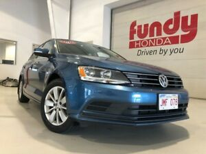 2016 Volkswagen Jetta Sedan Comfortline plus w/manual transmissi
