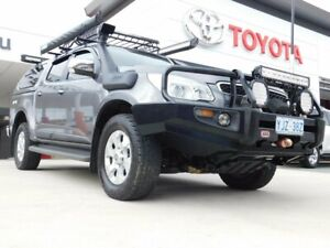 2014 Holden Colorado RG MY14 LTZ (4x4) Grey 6 Speed Manual Crew Cab Pickup Greenway Tuggeranong Preview
