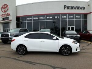 2015 Toyota Corolla S with Upgrade Pkg