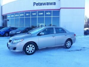 2010 Toyota Corolla CE with Convenience Pkg