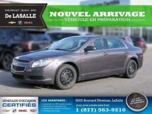 2010 Chevrolet Malibu LS Like New, Only One Owner..!