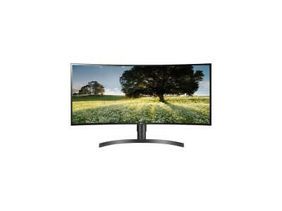 "LG 34WL85C-B Black 34"" CURVED UltraWide IPS Monitor - 21:9 5ms HDR 10 Speakers 2 for sale  Richmond Hill"