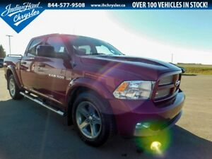 2011 Ram 1500 Sport 4x4 | Leather | Nav