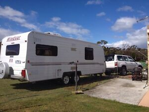 22Ft Tandem with rocker suspension Oakdowns Clarence Area Preview