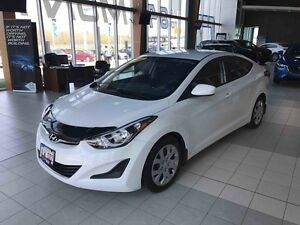 2016 Hyundai ELANTRA SPORT Only 21k! 6-Speed Automatic!