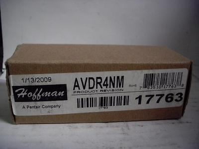 Hoffman Avdr4nm Non-metallic Vent Drain Enclosure Accessory New
