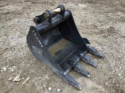 New Diesel 24 Excavator Tooth Bucket Fits Cat 303 304 Deere 35d 35g S 603362