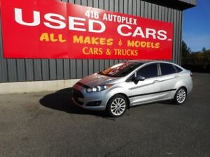2014 Ford Fiesta SE Automatic only 55000kms