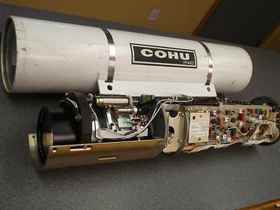 Cohu 2800c Series Enclosure Manual Closed Circuit Security Camera 2855cb-202