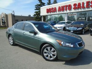 2010 Honda Accord EX VERY LOW MILEAGE 65176KM   GAS SAVER SUNROO