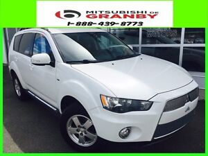 2013 Mitsubishi Outlander LS AWC 7 PASSAGERS