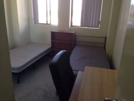 Available NOW! CBD double room looking for one male to share