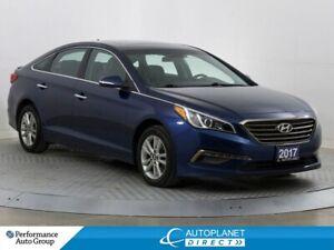 2017 Hyundai Sonata GL, Back Up Cam, Power Moon Roof, Bluetooth!