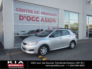 2009 Toyota Matrix AWD AWD