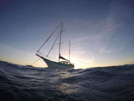 Accommodation available aboard a yacht in port Douglas marina  Cairns 4870 Cairns City Preview
