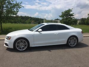 2017 Audi A5 Lease Takeover