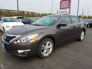 2014 Nissan Altima 2.5 SV CLEAN CAR PROOF !!  LOCAL TRADE !!