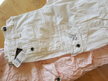 LADIES SHORTS AND PANTS SIZES 14 & 10